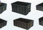 直销上海崇明标准式塑料周转箱,物流箱规格齐全,款式多