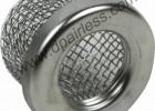 高压无气喷涂滤网、不锈钢喷涂滤网、防腐蚀配件