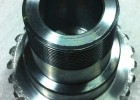 稀土合金蜗轮加工订制 铜包铁芯蜗轮厂家 精密蜗轮生产厂家