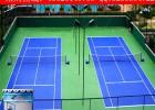 丙烯酸网球场顺德水性好材料高性价比施工丙烯酸网球场