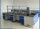 厂家直销 钢木中央台 耐酸碱实验台 边台 实验室家具批发