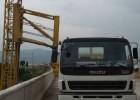 云南16米吊篮式桥梁检测车出租