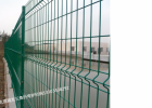 太原公路护栏网-小区三角折弯护栏网规格齐全 可上门安装