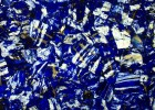蓝纹石装饰板,青金石,孔雀石台面,半宝石装饰材料,桌面台面
