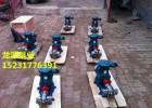 供应防爆齿轮泵-龙源304材质KCB-55型齿轮泵