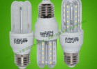 索能现货直销5WLED玉米灯 U型节能灯高亮度