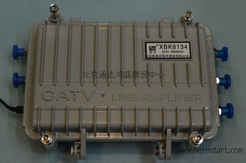 西贝XBK8134a干线放大器,XBK8134电视信号放大器