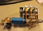 雾化器油流量变送器