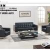 天津办公室会客接待沙发 天津三人位沙发 天津办公室沙发组合