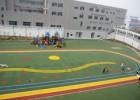 济南幼儿园EPDM彩色塑胶地面专业施工厂家
