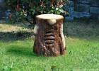 景观园林室外草坪音箱