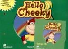 Hello cheeky monkey 幼儿英语启蒙教材