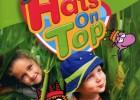 幼儿英语教材 Hats on top 含光盘cd