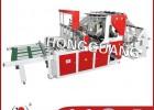 供应Sj 1000-1400 型双层八线热封冷切制袋机