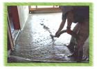 屋面泡沫混凝土找坡/ 地暖泡沫混凝土保温