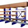 供应中型货架,悬臂货架,仓储货架