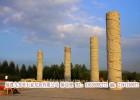 青石文化柱 十二生肖大理石文化柱 尺寸可定做
