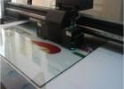 深圳傲杰供应有机玻璃喷绘加工/平板玻璃印刷