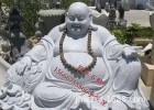 供应石雕弥勒佛像