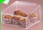 供应先锋龙亚克力食品盒系列厂家直销