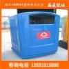 玻璃垃圾桶 玻璃户外不锈钢垃圾桶 可定