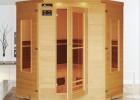 供应北京汗蒸房 纳米汗蒸房承建安装 家用式托玛琳桑拿房汗蒸房