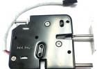 2A/6Ω 电子存包柜锁 超市寄存柜电控锁 自助储物柜电磁锁