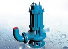 高效节能防缠绕无堵塞自动安装自动控制潜水排污泵