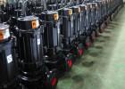 高效节能防缠绕无堵塞自动安装潜水排污泵