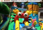 充儿童游乐玩具生意越来越好做 充气城堡儿童充气滑梯