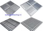 铝合金防静电架空地板