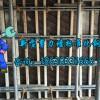 钢结构建筑模板加固组合抗压性强安全保障