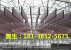 体育馆空间吊顶悬挂材料吊顶吸声体厂家