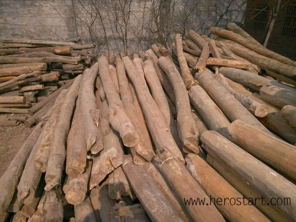 求购拆废旧木头,_竹木加工
