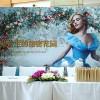 上海桁架背景板搭建公司