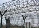 供应乐东358安全护栏 三亚机场隔离网 海口监狱刀刺防爬网