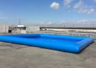 孩子游泳用的充气水池 卖小型水池的厂家 充气水池的产品介绍