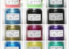 彩色玻璃专用彩色珠光粉