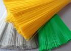 供应 PVC清洁丝 圆盘刷丝 马桶刷丝 波纹丝