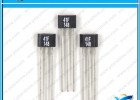 双极霍尔元件YS41F 高性能电动车电机霍尔传感器ss41F