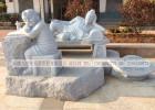石雕24孝 广场雕塑 惠安石雕人物制作厂家