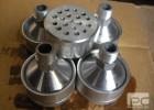 QYB-0.45-70气动油泵-消音器