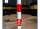 供应人行道警示桩、道路防护桩、禁行防撞柱、小区防护桩