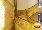 供应不二选择品质铜扶手上海铸皇