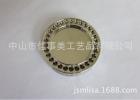 供应锌合金内折圆形带30颗水钻挂包钩光胚 烤漆挂包器 挂包扣