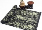 工厂现货批发定制一手货源中国风全人棉围巾保暖流苏围巾