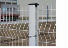太原折弯护栏网大同市政安全防护网吕梁围墙绿色防护网