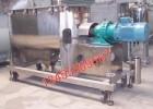 供应卧式螺带混合机