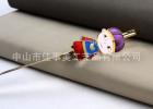 生产定制金属书签 高档锌合金创意金属中国风卡通礼品书签